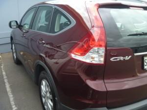 Honda CRV After